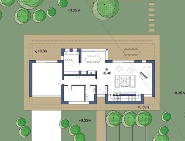 Buca dell 39 olio crema costruzioni for Nuove planimetrie per la costruzione di case